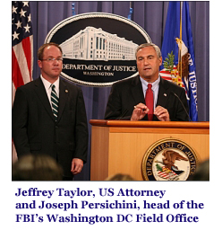 FBI announces - August 8, 2008 - that Dr. ivins is the sole perpetrator and the case will soon be closed