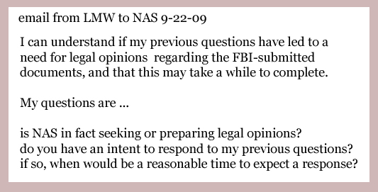 email to NAS 9-22-09