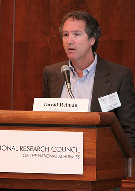 Dr. David Relman, Vice Chair