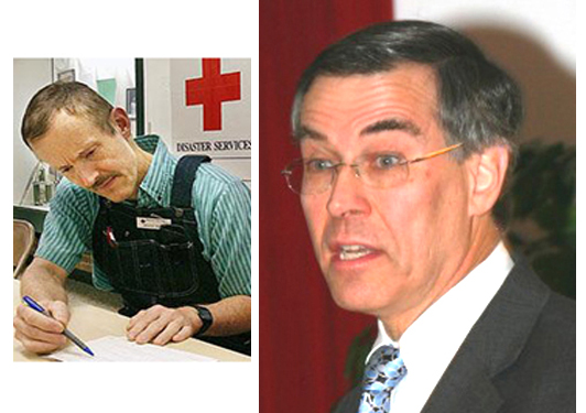 Congressman Rush Holt may be Dr. Bruce Ivins only chance at posthumous redemption