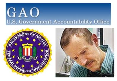 GAO, FBI, Ivins